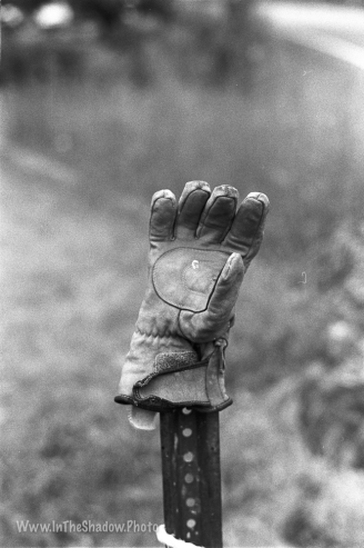 Glove On Stick