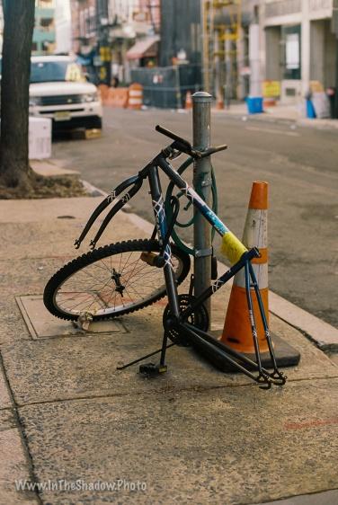 lock yor bike